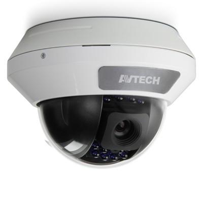 AVTECH AVT-420 GÜVENLİK KAMERA 2 Megapixel SONY CMOS image sensor, 1080p, HD-TVI, True WDR, Alarm,